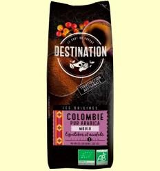 Cafè Mòlt Colòmbia 100% Aràbica Bio - Destination - 250 grams