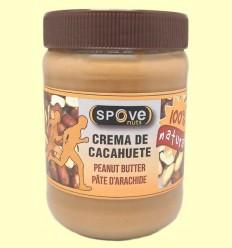 Crema de cacauets - Spove Nuts - 500 grams