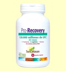 Pro-Recovery - Sura Vitasan - 30 càpsules