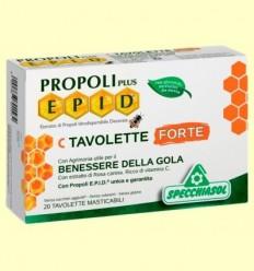 Propoli Plus EPID C Forte - Specchiasol - 20 pastilles