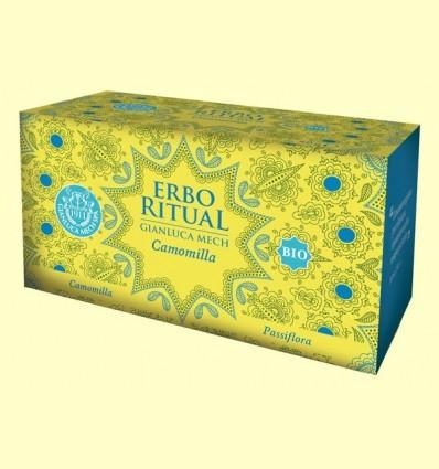 Erbo Ritual Camamilla Bio - Gianluca Mech - 20 sobres *
