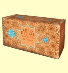 Erbo Ritual Te Oolong Bio - Gianluca Mech - 20 sobres