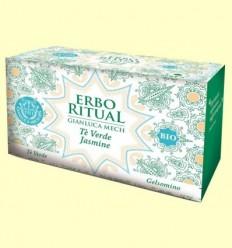 Erbo Ritual Te Verd Gessamí Bio - Gianluca Mech - 20 sobres