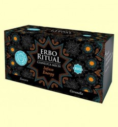 Erbo Ritual Infusió Energy Bio - Gianluca Mech - 20 sobres