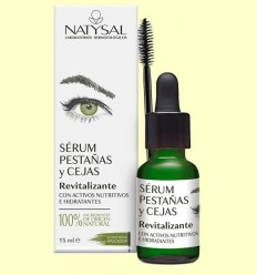 Serum de Pestanyes i Celles - Natysal - 15 ml