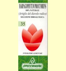 Harpagofit solució hidroalcohòlica - Specchiasol - 50 ml *