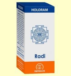 Holoram Radi - Equisalud - 60 càpsules