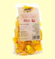 Caramels Farcits de Mel i Llimona - Michel Merlet - 100 grams