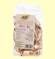 Caramels Farcits de Mel i Gelea Reial - Michel Merlet - 100 grams