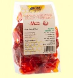 Caramels Farcits de Mel i Pròpolis - Michel Merlet - 100 grams