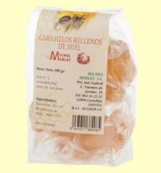 Caramels Farcits de Mel - Michel Merlet - 100 grams