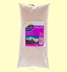 Sal Rosa extrafina de Himàlaia - The Medsalt Co - 1kg