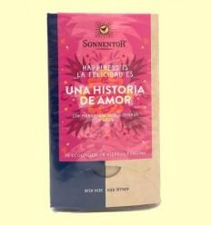 Te Una Història d'Amor de mànec, pastanaga i Xile - Sonnentor - 36 g