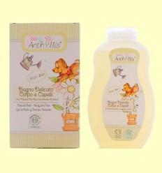 Gel de bany i Xampú Delicat Baby ressò - Baby Anthyllis - 400 ml