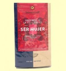 Te Ser Dona amb Alchemilla, romaní i nabius Bio - Sonnentor - 30,6 g