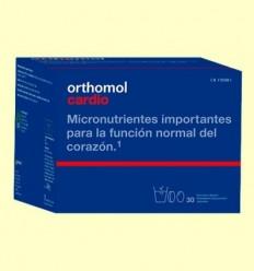 Orthomol Cardio - Laboratorio Cobas - 30 vials