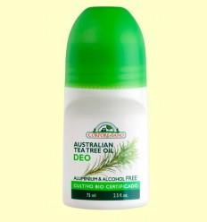 Desodorant Roll-on Arbre de l'Te Bio - Corpore Sano - 75 ml