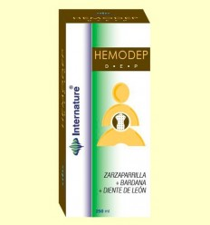 Hemodep - Internature - 250 ml