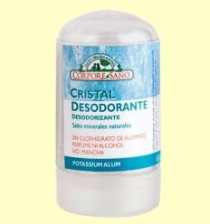 desodorant Mineral - Corpore Sano - 60 g