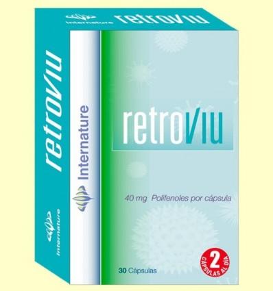 Retroviu - Internature - 30 càpsules