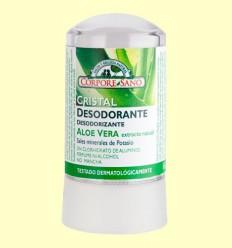 Desodorant Mineral Aloe Vera - Corpore Sano - 60 g