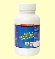 BCAA 's Aminoàcids Ramificats - Sotya - 120 càpsules