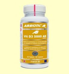 Vitamina D3 5000 AB - Airbiotic - 30 pastilles