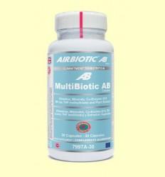 Multibiotic AB - Airbiotic - 30 càpsules