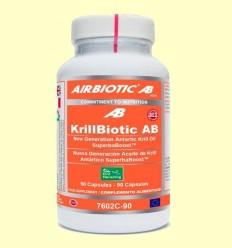 Krillbiotic AB 590 mg - Airbiotic - 90 càpsules