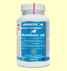 Multibiotic AB - Airbiotic - 90 càpsules