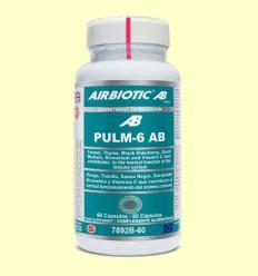 Pulm-6 AB - Airbiotic - 60 càpsules