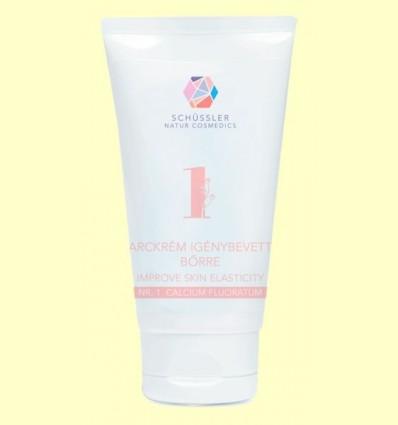 Crema Reafirmant Nº1 Calcium Fluoratum - Schüssler - 75 ml