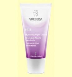Crema de Nit hidratant d'Iris - Weleda - 30 ml