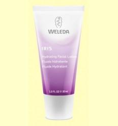 Fluid Hidratant d'Iris - Weleda - 30 ml