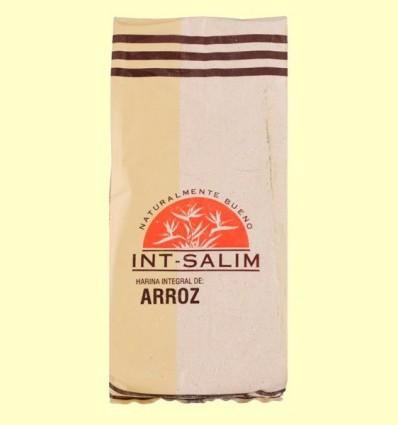 Farina integral d'arròs - Int -Salim - 500 g