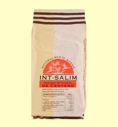 Farina integral de sègol - Int -Salim - 500 g