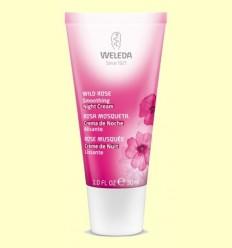 Crema de Nit allisant de Rosa Mosqueta - Weleda - 30 ml