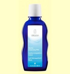 Llet netejadora suau - Weleda - 100 ml