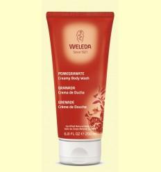 Crema de dutxa Granada - Weleda - 200 ml