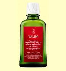 Oli regenerador de Granada - Weleda - 100 ml