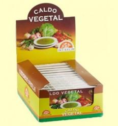 Caldo Vegetal Sense Sal - Int -Salim - 10 cubs