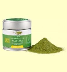 Te Verd Matcha Bio amb Aroma a Llimona - D&B - 30 grams
