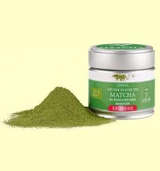 Te Verd Matcha Bio amb Aroma a Maduixa - D&B - 30 grams