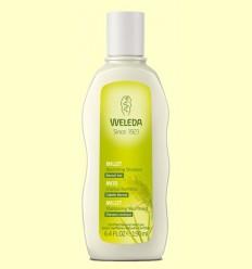 Xampú Nutritiu amb Mill - Weleda - 190 ml