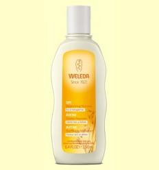 Xampú Reparador amb Civada - Weleda - 190 ml