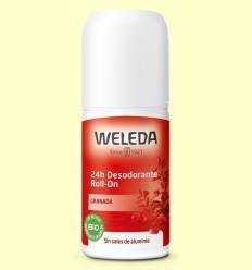 Desodorant Roll-on Granada 24h - Weleda - 50 ml