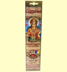 Lakshmi - Aroma Rosa i Musk - Flaires - 16 barres