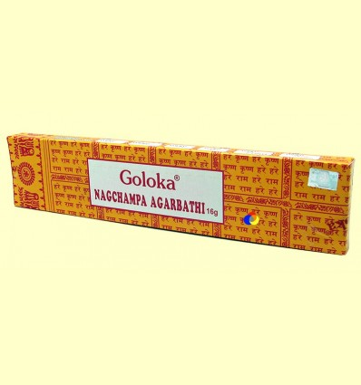 Encens Nagchampa Agarbathi - Goloka - 16 grams - OFERTA-40%