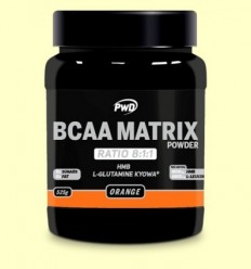 BCAA Matrix Powder Sabor Taronja - PWD - 525 grams