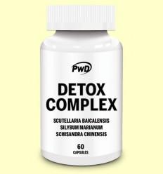 Detox Complex - PWD - 60 càpsules